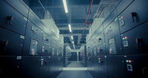 电气 数据中心 电气柜