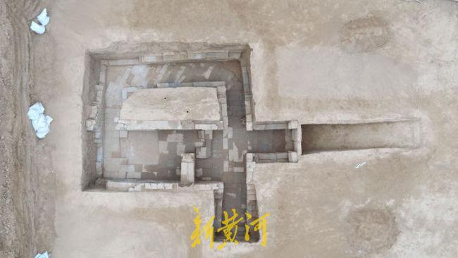 M34东汉砖石墓